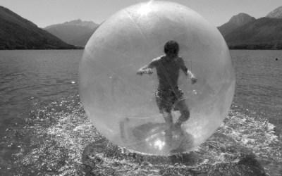 Dans sa bulle (2)…