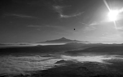 Cappadoce – S'élever avec le vent au soleil levant …
