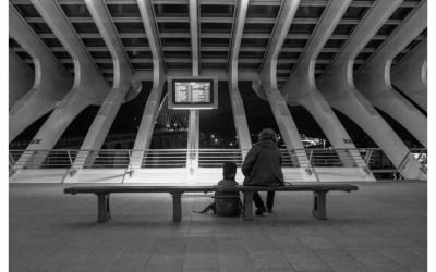 Solitude ferroviaire
