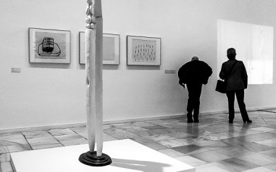 myopie au musée