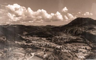 paysage de Lozère
