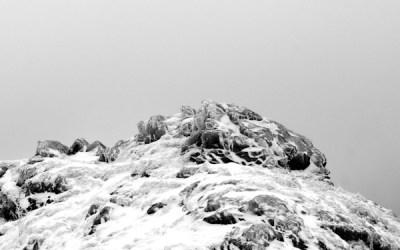 Premières neiges…