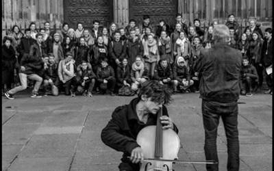 Le violoncelliste (8)