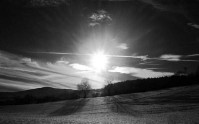 Dernier soleil de l'année