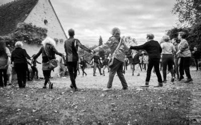 Dance walking: quand le public s'en mêle.