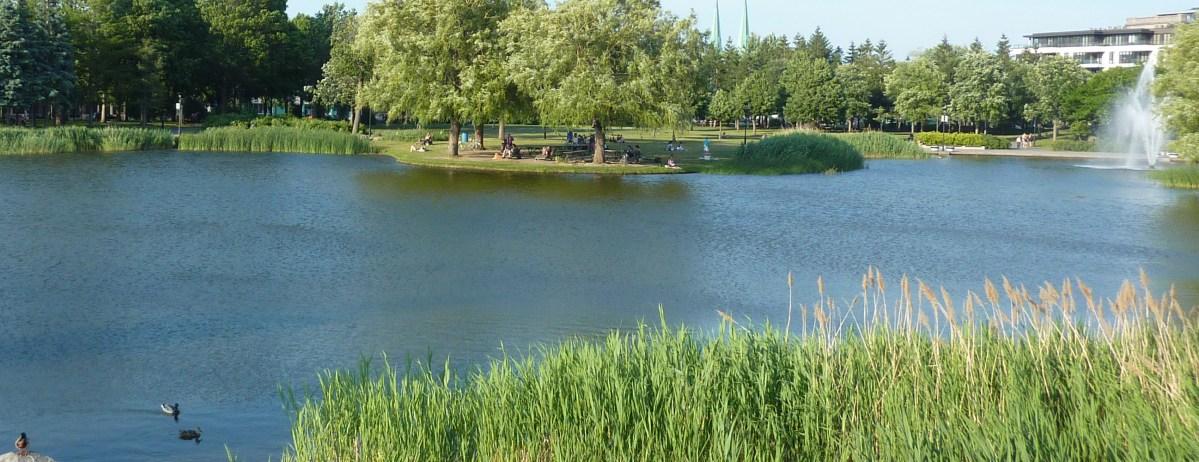 Le parc Jarry