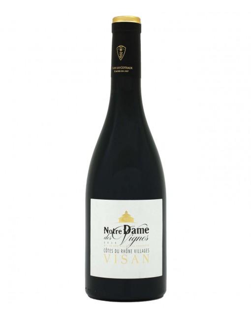 Cave De Visan Notre Dame Des Vignes 2015 La Vignery