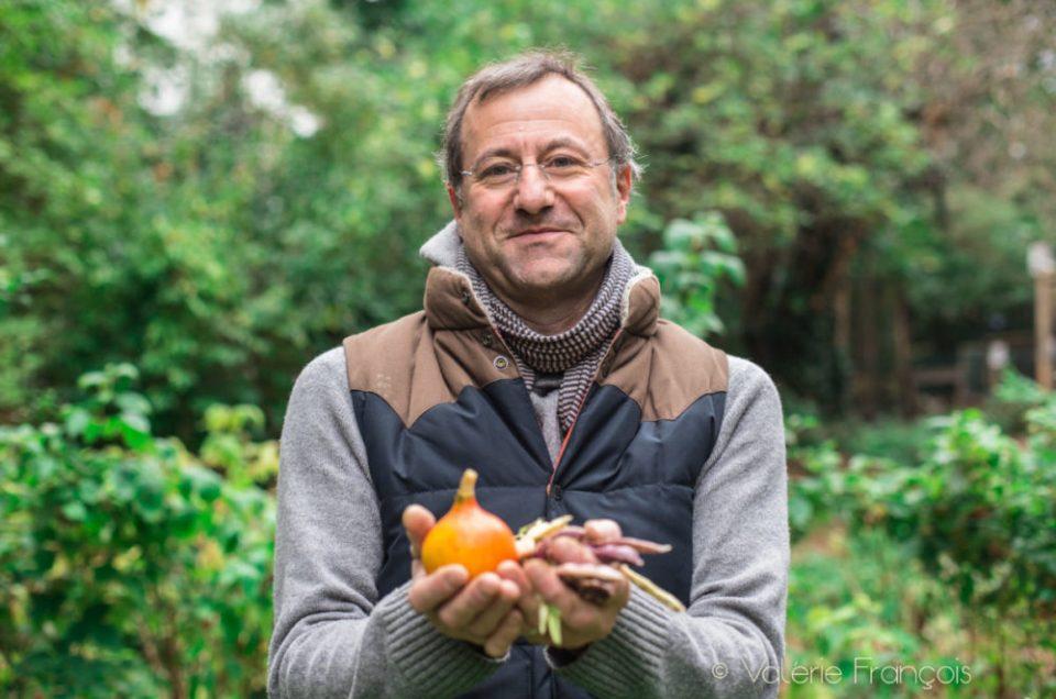 Le jardin partagé de Jean-Jacques