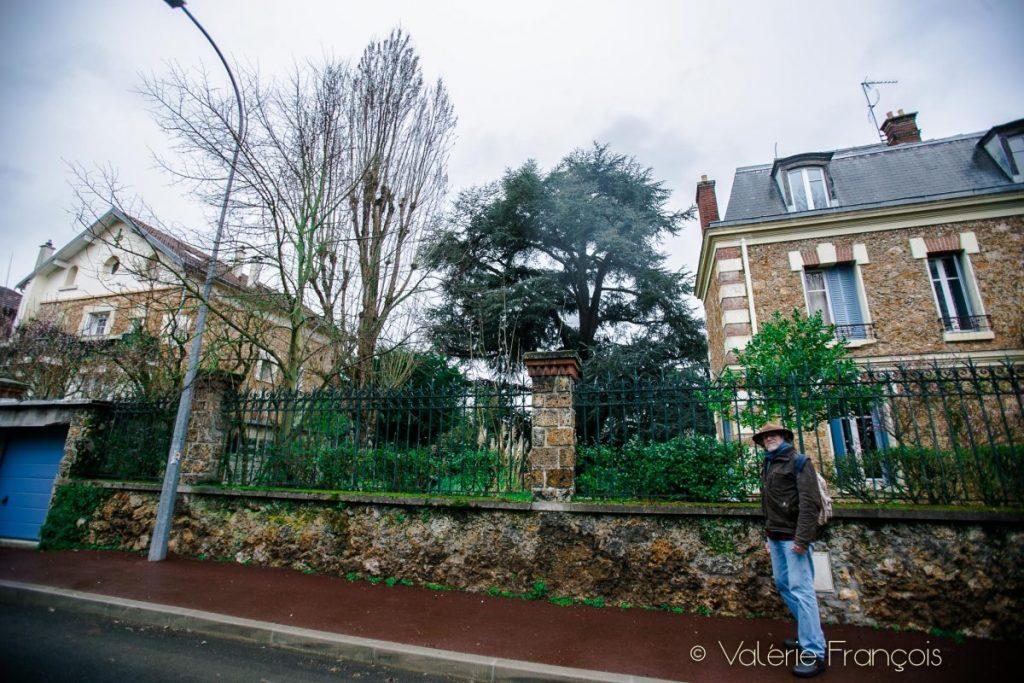 «Avec une jeune étudiante de première, Jean-Claude Denard a réalisé un fascicule «A la découverte des arbres du parc Fourchon» répertoriant toutes les espèces afin d'initier le public aux arbres.