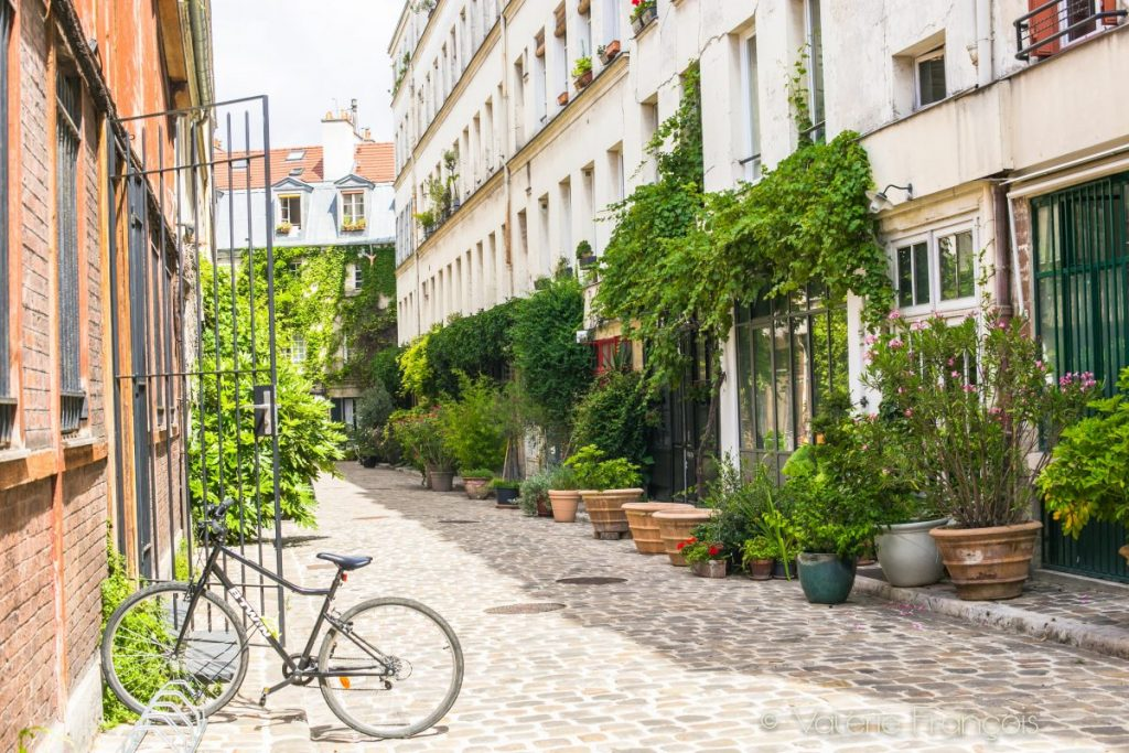 vbalade insolite Paris 11eme - passage Lhomme