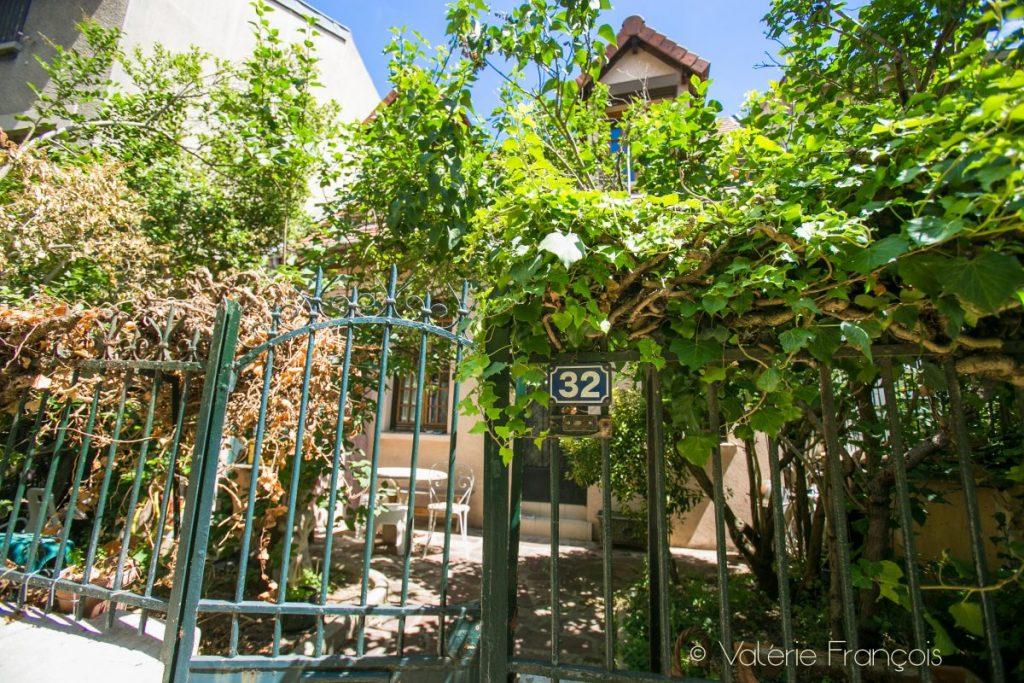 Villa Godin - Paris 20
