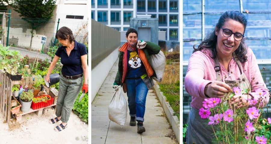Se reconvertir en agriculture urbaine : trois témoignages inspirants