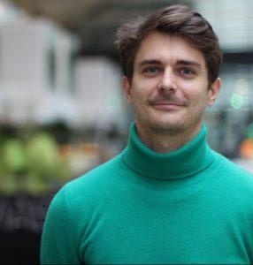 Gaspillage alimentaire : portrait de Sven Ripoche, co-fondateur de Hors Normes