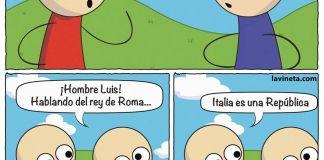El Rey de Roma