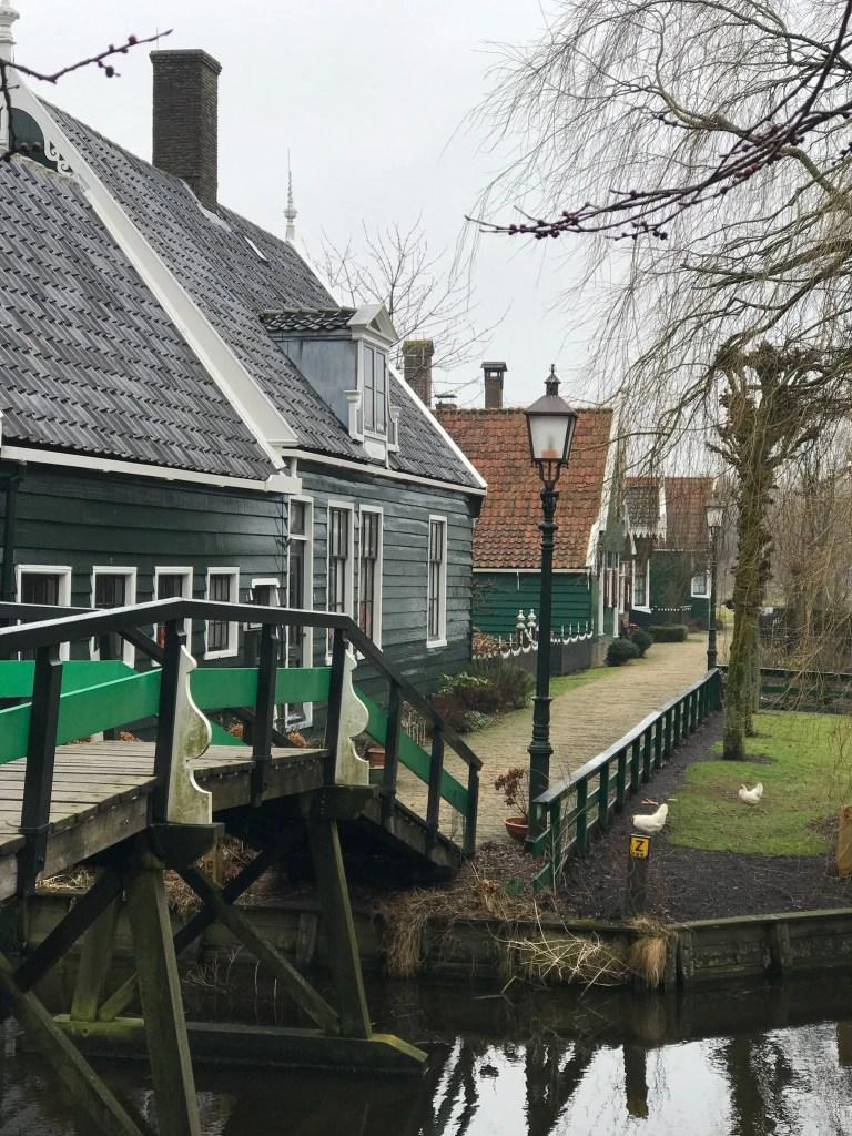Ponti al Villaggio Zaanse Schans Amsterdam