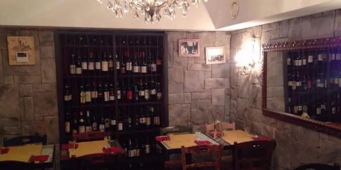Foto ristorante interno Passaguai Roma dove mangiare