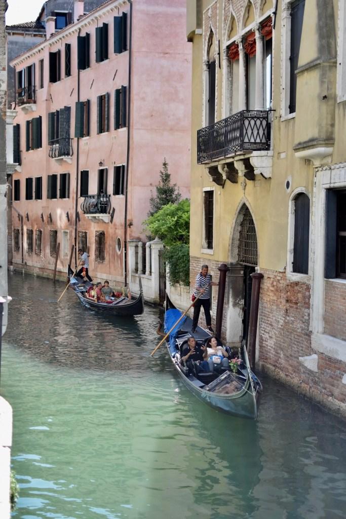 Canali e Gondole di Venezia
