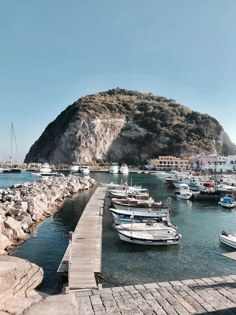 Porto di Sant'Angelo a Ischia