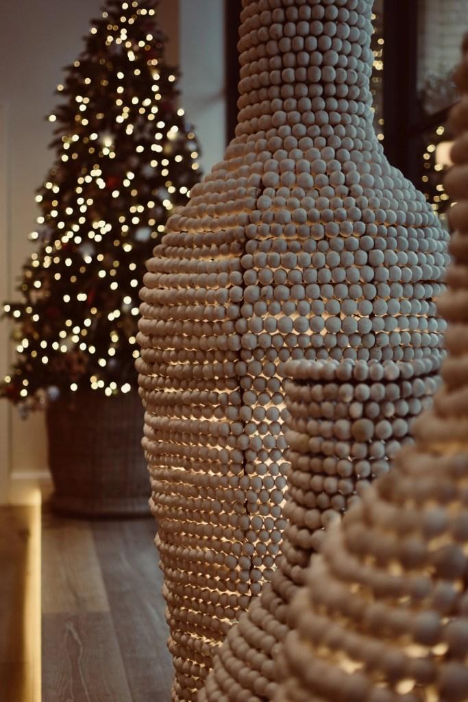 Luci e addobbi. Natale all'Ham Yard Hotel di Londra