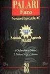 Etichetta del Faro - Azienda Palari di Salvatore Geraci