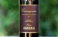 La verifica: Carmignano Riserva Montalbiolo 2007 - Fattoria Ambra