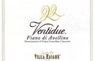 Fiano di Avellino Ventidue 2009