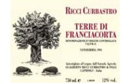 Terre di Franciacorta Rosso Vigna Santella del Gröm 1997