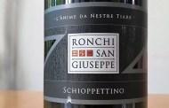 VINerdì Igp, il vino della settimana: Colli Orientali del Friuli Schioppettino 2015 Ronchi San Giuseppe