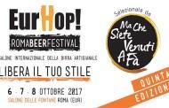 Eurhop 2017 Salone internazionale della birra artigianale. Impensabile non esserci