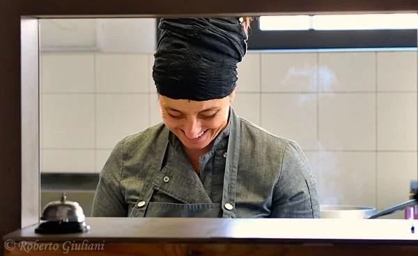 Chef Tiziana Favi