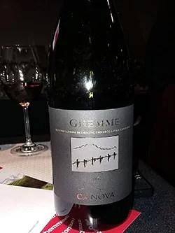 Ghemme 2007 Ca' Nova