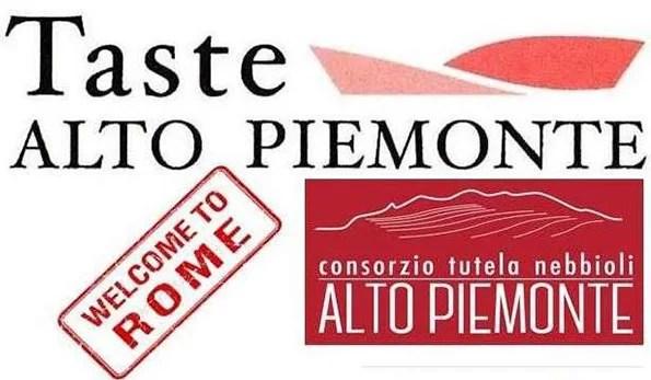 Taste Alto Piemonte Rome Edition 2018