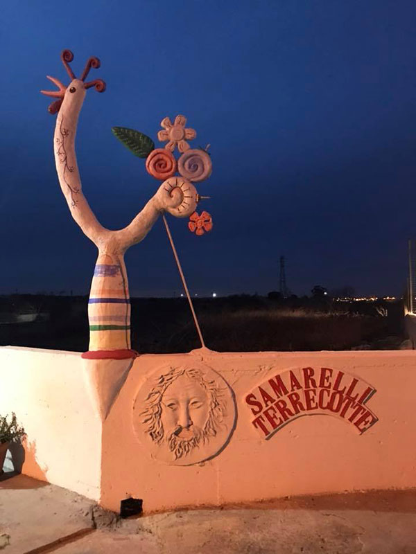 Negozio Samarelli