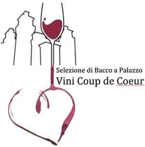Locandina Selezione di Bacco a Palazzo Vini Coup de Coeur