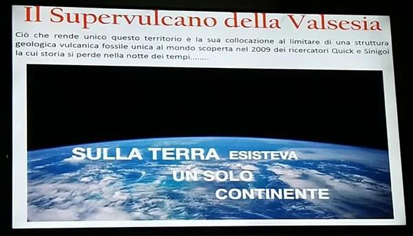 Il supervulcano della Valsesia