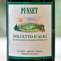 Dolcetto d'Alba 2016 Punset