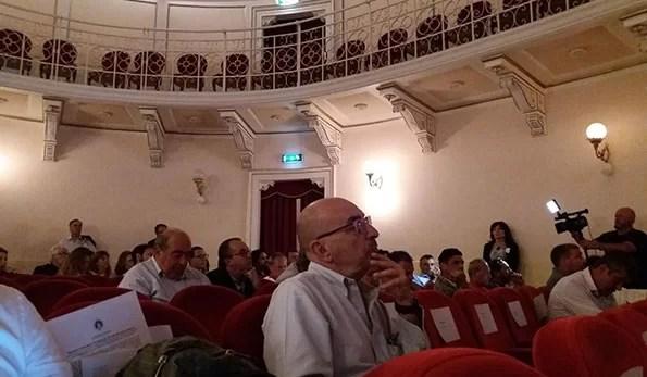 Il Teatro Castagnoli a Scansano