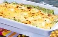 Lasagne verdi ai gamberetti e Malvasia dei Colli Orientali del Friuli