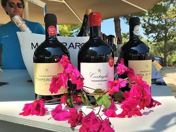 I vini top di Mandrarossa