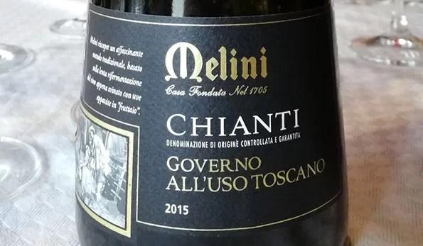 Chianti Melini 2015