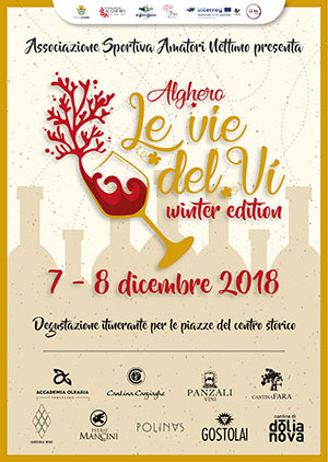 Programma Alghero Le Vie del Vì