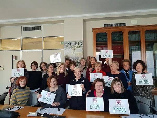Il nuovo Consiglio delle Donne del vino 2019-2022