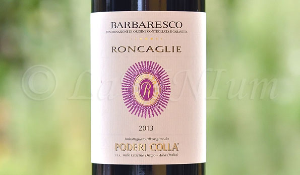 Barbaresco Roncaglie 2013 Poderi Colla
