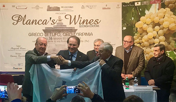 Pro Loco Planca, destagionalizzare il turismo, emozioni, autenticità e prodotti di eccellenza nel progetto DOCG Greco di Tufo