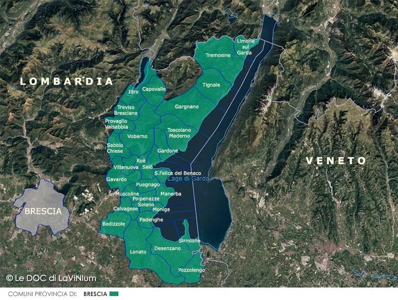 Le Doc della Lombardia: Riviera del Garda Classico