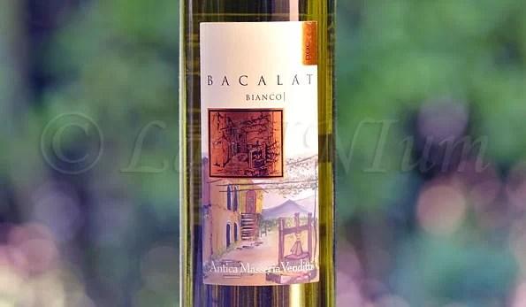 Sannio Bianco Bacalàt 2017 Antica Masseria Venditti