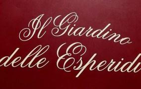 Il Giardino delle Esperidi a Bardolino: avercene di posti così!