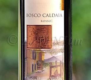 Sannio Rosso Bosco Caldaia Riserva 2011