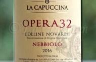 Colline Novaresi Nebbiolo Opera 32 2016