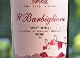 Terre di Pisa Rosso Il Barbiglione 2015